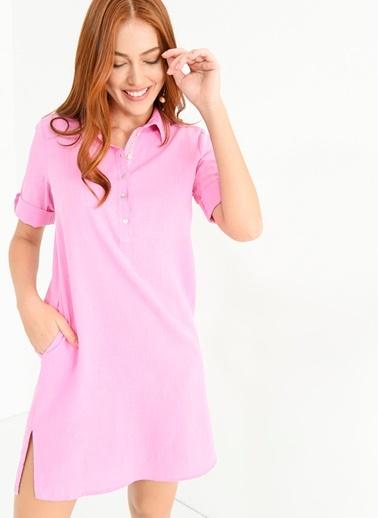 Gömlek Elbise People By Fabrika
